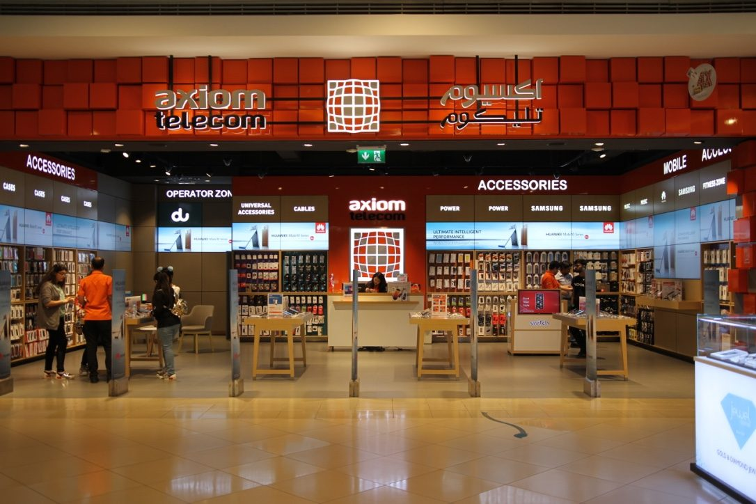 Axiom Abu Dhabi Mall